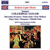 COLERIDGE-TAYLOR: Hiawatha Overture / Petite Suite by RTE Concert Orchestra