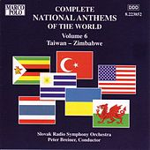 National Anthems of the World, Vol. 6: Taiwan - Zimbabwe by Slovak Radio Symphony Orchestra