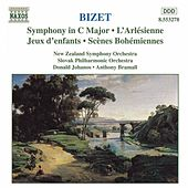 BIZET: Symphony in C Major / L'Arlesienne / Jeux d'Enfants by Various Artists