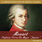 Mozart: Sinfonía N. 41 en Do Mayor