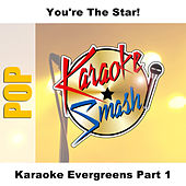 Karaoke Evergreens Part 1 by Studio Group