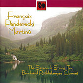 Français, Penderecki & Martinu by Various Artists