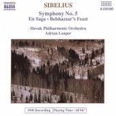 Symphony No. 5 by Jean Sibelius