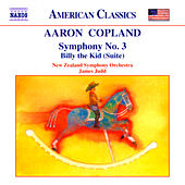 Symphony No. 3 / Billy The Kid by Aaron Copland