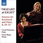 MOZART: 6 Violin Sonatas, K. 10-15 (versions for flute and piano) by Carol Wincenc
