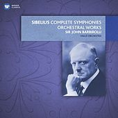 Sibelius: The  Complete Symphonies, tone poems by Sir John Barbirolli