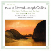 Music of Edward Collins, Vol. VII by Royal Scottish National Orchestra