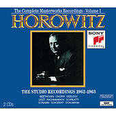 The Complete Masterworks Recordings Vol. I, The Studio Recordings 1962-1963 by Vladimir Horowitz