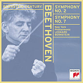 Beethoven: Symphony Nos. 2 & 7 by New York Philharmonic