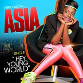 Hey Young World - Single by Asia