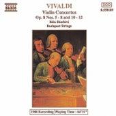 Violin Concertos Op. 8 by Antonio Vivaldi