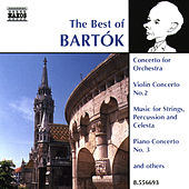 BARTOK (THE BEST OF) by Various Artists