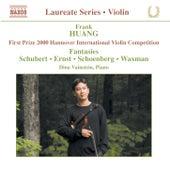 Violin Recital: Frank Huang by Frank Huang