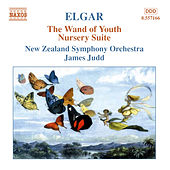 ELGAR: Wand of Youth / Nursery Suite by New Zealand Symphony Orchestra