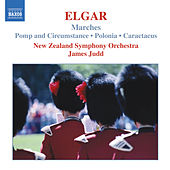 ELGAR: Marches by New Zealand Symphony Orchestra