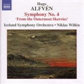 ALFVEN: Symphony No. 4, Op. 39 / Festival Overture, Op. 52 by Iceland Symphony Orchestra