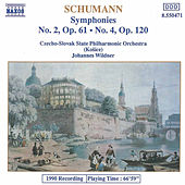 SCHUMANN, R.: Symphonies Nos. 2 and 4 by Slovak Philharmonic Orchestra