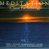 Meditation - Classic For Relaxing 2 by Das Große Klassik Orchester