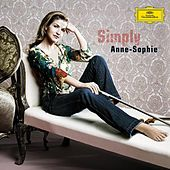 Simply Anne-Sophie by Anne-Sophie Mutter