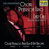 Last Call by Oscar Peterson