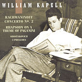 William Kappell Edition Vol. 2 by Sergei Rachmaninov