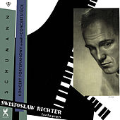 Schumann: Piano Concerto in A minor - Konzertstuck by Sviatoslav Richter