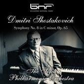 Dmitri Shostakovich: Symphony No.8 in C minor, Op. 65 by Konstantin Iliev