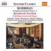 RODRIGO: Retablo de Navidad by Joaquin Rodrigo