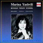 Russian Violin School. Marina Yashvili by Various Artists