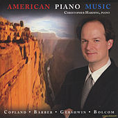 American Piano Music by Christopher Harding