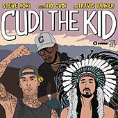 Cudi The Kid (feat. Kid Cudi & Travis Barker) by Steve Aoki