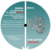 My Definition of Techno (Remixes) by Gaga