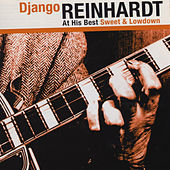 At His Best Sweet & Lowdown by Django Reinhardt