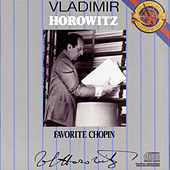 Horowitz: Favorite Chopin by Vladimir Horowitz