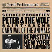Prokofiev: Peter and the Wolf; Saint-Saëns: The Carnival of the Animals by New York Philharmonic