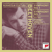 Beethoven: Symphony No. 1; Symphony No. 7 by New York Philharmonic
