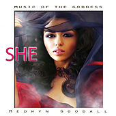 Music for the Goddess - She by Medwyn Goodall