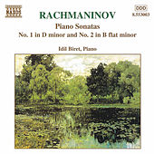 Piano Sonatas Nos. 1 and 2 by Sergei Rachmaninov