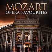 Mozart Opera Favorites by Various Artists