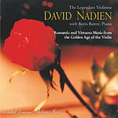 The Legendary Violinist David Nadien, Vol. 1 by Boris Barere