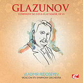 Glazunov: Symphony No. 8 in E-Flat Major, Op. 83 (Digitally Remastered) by Moscow RTV Symphony Orchestra