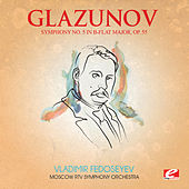 Glazunov: Symphony No. 5 in B-Flat Major, Op. 55 (Digitally Remastered) by Moscow RTV Symphony Orchestra