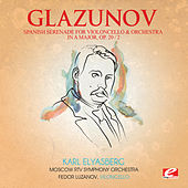 Glazunov: Spanish Serenade for Violoncello and Orchestra in a Major, Op. 20, No. 2 (Digitally Remastered) by Fedor Luzanov
