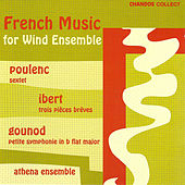 French Music for Wind Ensemble by Various Artists