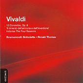 Vivaldi:  Concerto In E Major; Concerto In G Minor, Concerto In F Major; Concerto In F Minor by The Bournemouth Sinfonietta