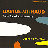 Milhaud:  Music For Wind Instruments by Darius Milhaud