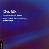 Dvorak:  Slavonic Dances,op. 46 & Op. 72 by Royal Scottish National Orchestra