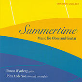 Summertime: Music for Oboe and Guitar by Various Artists