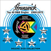 Brunswick Top 40 R&B Singles 1966-1975 by Various Artists