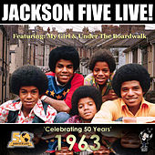Jackson Five Live! by The Jackson 5